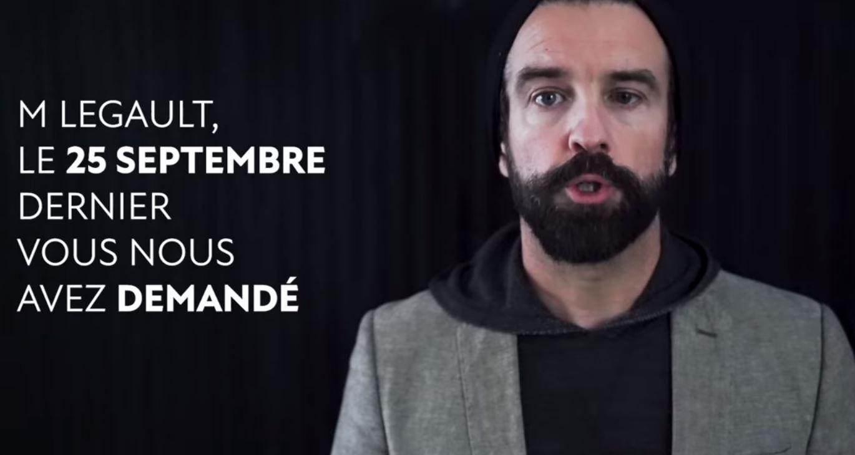 Vidéo virale : plus de 500 entrepreneurs disent non au confinement – TVA Nouvelle