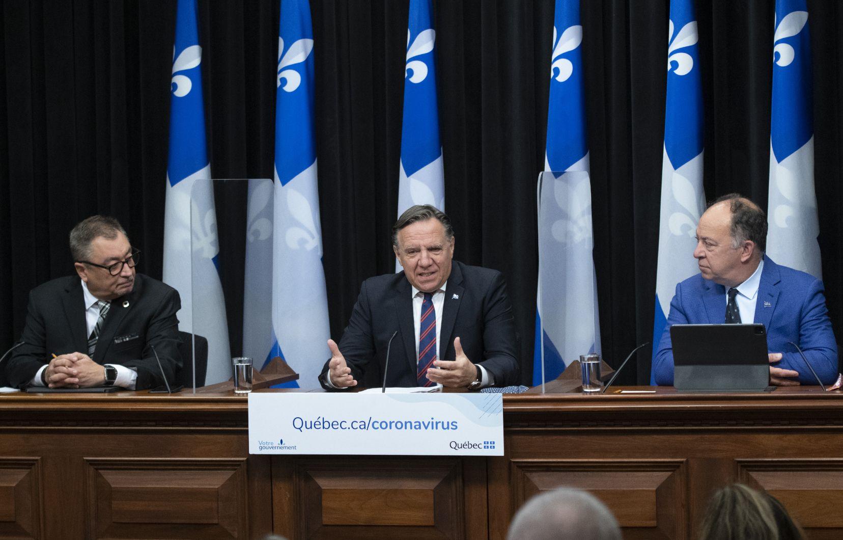 Québec vise les mauvaises cibles pour contrer la COVID-19 – Le Devoir