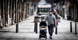 Covid : «20% de la population commence à basculer dans la psychiatrie» – Europe 1