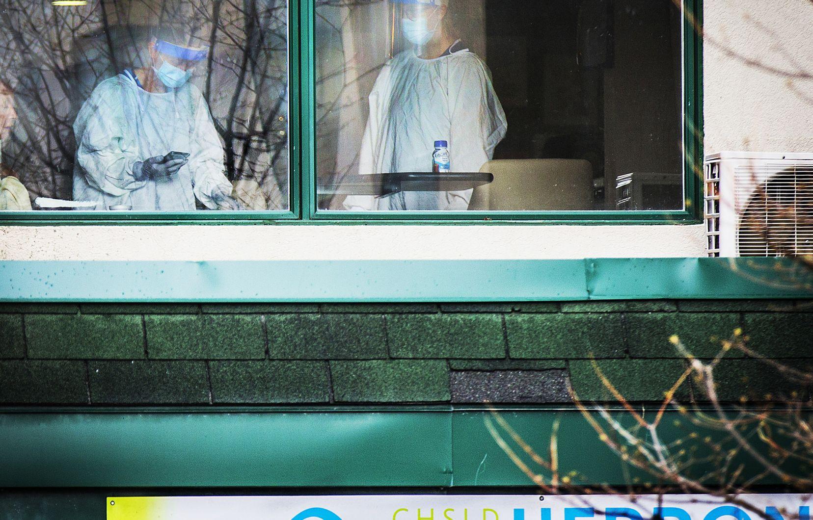 Les victimes dans les CHSLD ne sont pas toutes mortes «dans la dignité» – Le Devoir