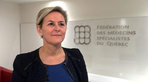 Délestage : « des cancers ne seront pas diagnostiqués », dit Diane Francoeur – Radio-Canada