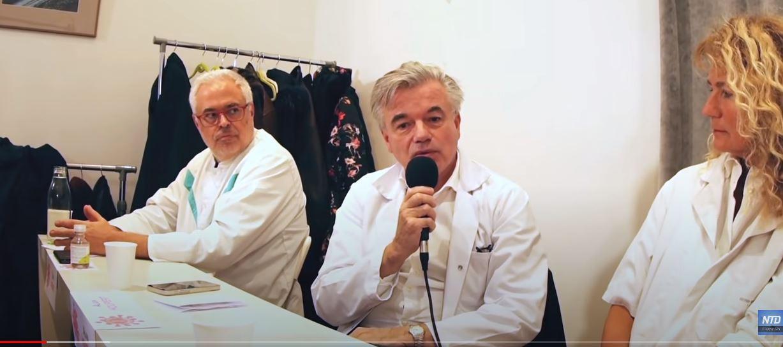 Conférence de presse: Santé Libre | Des collectifs de médecins indépendants pour la Covid19