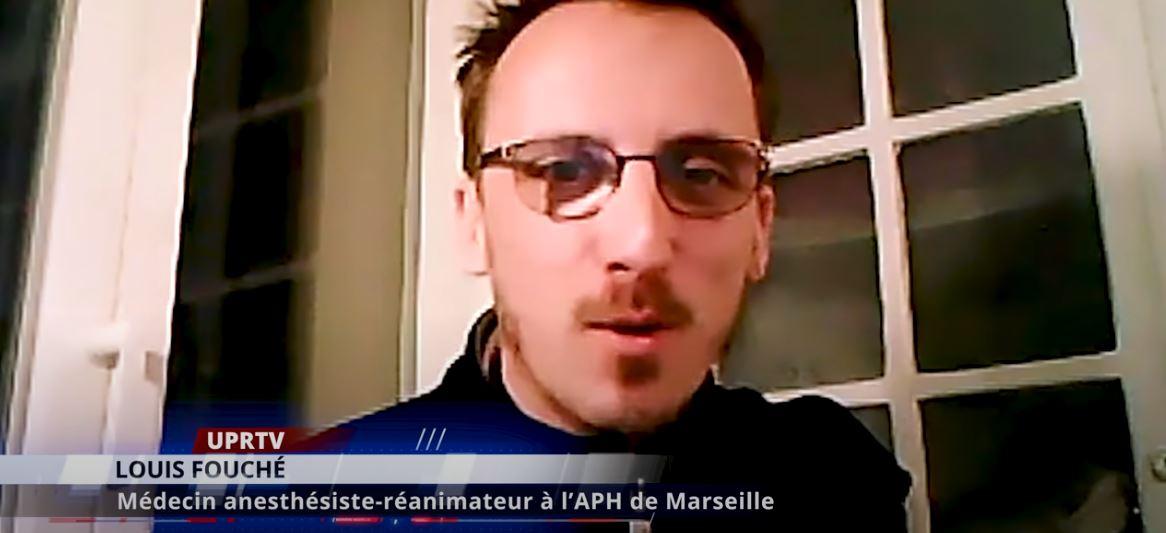 Louis Fouché Médecin anesthésiste-réanimateur – François Asselineau : L'entretien