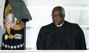 Le juge Thomas plaide pour la création d'utilitaires Facebook, Twitter et Google – Protocol
