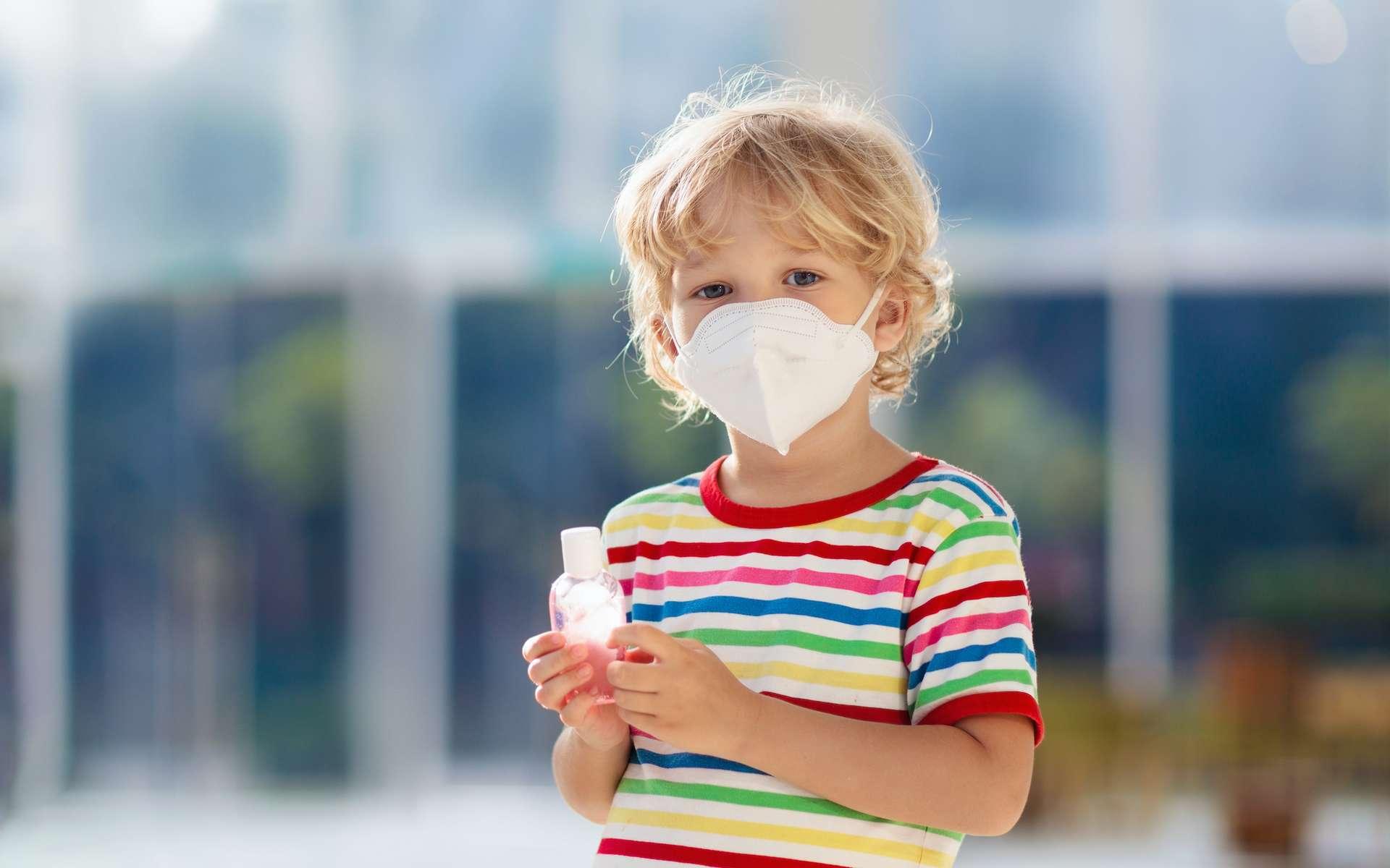 « Est-ce que je peux respirer ? » Voilà ce que demandent les enfants à l'école aujourd'hui !