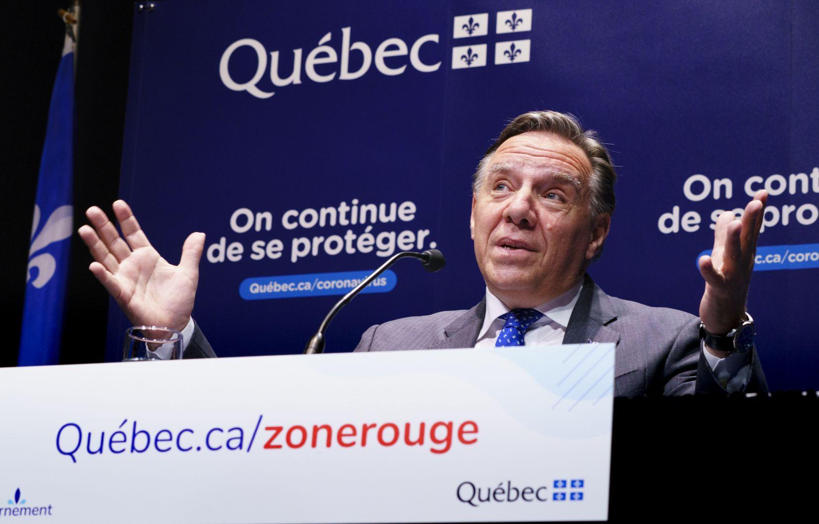 Il faut mettre fin à l'état d'urgence au Québec – Le Devoir