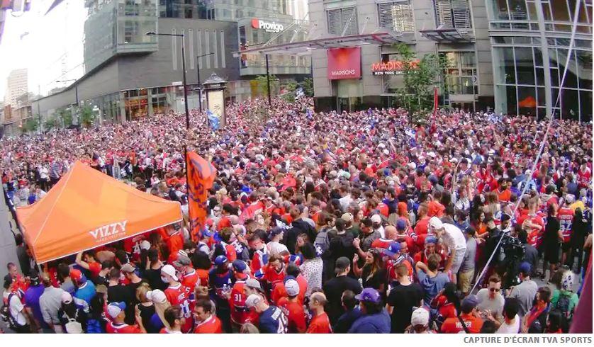 10 000 fans au Centre Bell svp! – Le Journal de Montréal