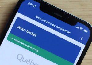 Des réserves concernant le passeport vaccinal – Le Journal de Montréal