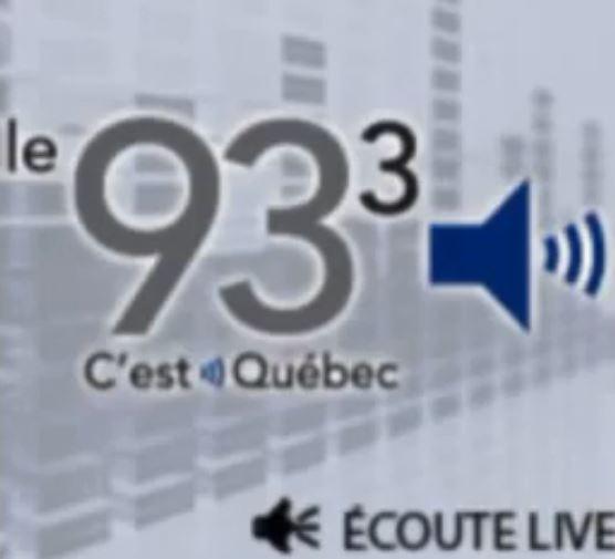 H1N1 révélations radio Québec 93,3 FM