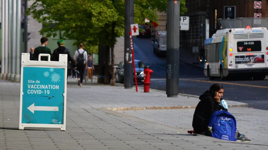 Crise sanitaire : la Ligue des droits et libertés exige la fin de l'état d'urgence -RADIO-CANADA