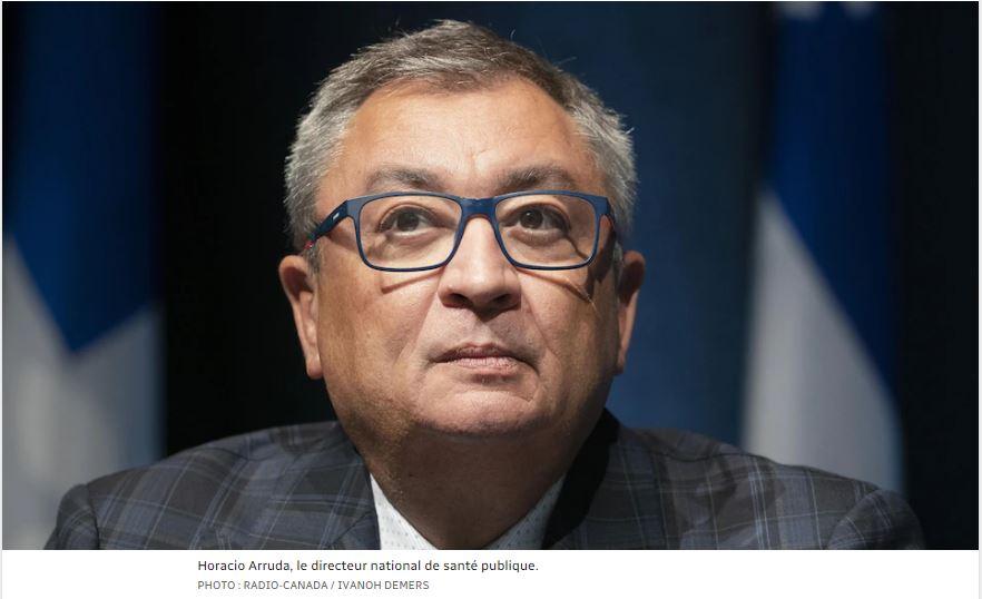 Le Dr Arruda veut vérifier le statut vaccinal de tout le personnel de l'éducation – RADIO-CANADA