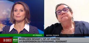 Covid-19 : «Vacciner des gens qui ont des anticorps, c'est une aberration», rappelle Véronique Rogez –  RT FRANCE