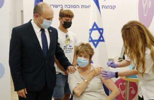 Echec total de la vaccination en Israël? : avec 60% de vaccinés, le pays enregistre 10 000 cas en 24 heures – LE COURRIER DU SOIR