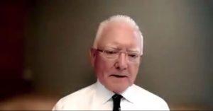 Dr Roger Hodkinson dénonce la fraude covidienne